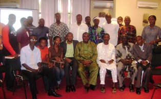 See some of the participants of my recently concluded seminar